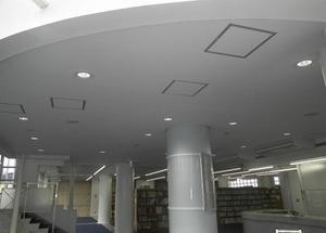 吉田図書館改修工事(電気設備)完成�B.jpg